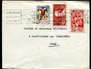 80211 - 2 TP, Tarif  70 C,  Et 1 Vignette OMEC PARIS XIV AV. D ORLEANS Fev 1938 TB - 1921-1960: Periodo Moderno