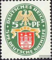 Deutsches Reich 425Y MNH 1928 Crest - Deutschland