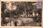 11 LA FRANQUI PLAGE L'ETABLISSEMENT DU PARC CIRCULEE 1939 - Autres Communes