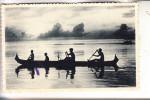 MICRONESIA - CAROLINES, Eingeborene Im Kajak, Ethnik - Völkerkunde - Micronesia