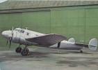 Aviation Postcard Lockheed 10A Electra 1037 Aircraft Wroughton Airfield 2003 - 1919-1938: Between Wars