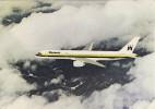 Aviation Postcard Monarch Airlines Boeing 757 Aircraft G-MONB - 1946-....: Moderne