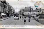 76 LE HAVRE ++ Le Rond-Point Et Rue De Normandie ++ - Altri