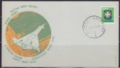 7382. Yugoslavia, 1968, New Year's Greeting Card, Commemorative Card - 1945-1992 République Fédérative Populaire De Yougoslavie