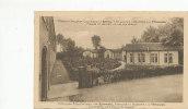 Vlimmeren - Schoolvilla Madonna - Achtergevel En Zicht Op De Klassen - 1953 - Beerse