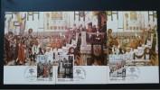 Carte Maximum Card (x3) Constitution 1812 Espagne Spain Ref 71320 - Tarjetas Máxima