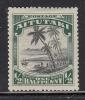 Aitutaki MH Scott #28 SG #24 1/2p Landing Of Captain Cook - Aitutaki