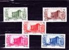 TOGO : 150 Anniversaire De La Révolution : Y&T : 177* à 181* - Togo (1914-1960)