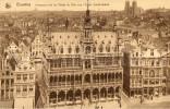 Postkaart / Post Card / Carte Postale / Bruxelles / Brussel / Panorama Pris De Hôtel De Ville / Stadhuis - Panoramische Zichten, Meerdere Zichten