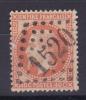 NAPOLEON N° 31 OBL COTE 25€ - 1863-1870 Napoleone III Con Gli Allori