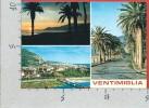 CARTOLINA NV ITALIA - VENTIMIGLIA (IM) - Panorama - Vedutine - 10 X 15 - Imperia