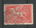 Pégase 22c Vermillon - Uruguay