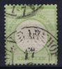 Deutsches Reich: Mi.nr. 2 Used Kleiner Brustschild - Germany