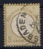 Deutsches Reich: Mi.nr. 6 Used - Germany