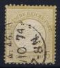 Deutsches Reich: Mi.nr. 22 Used - Germany