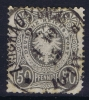 Deutsches Reich: Mi.nr. 36 B Used  Dunkelgrau - Deutschland