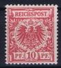 Deutsches Reich: Mi.nr  47  MH/*/Falz