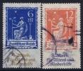 Deutsches Reich: Mi.nr  233-234  Used