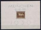 Deutsches Reich: Mi.nr  Block 4x MNH/** Postfrisch 1936 München-Riem