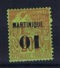 Martinique Yv Nr 3 MH/* Avec Charniere  1887 - Nuovi