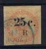 Reunion Yvnr 4  Used Obl 1885 Signed/ Signé - Reunion Island (1852-1975)