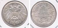 ALEMANIA  DEUTSCHES REICH MARK A 1906 PLATA SILVER X - [ 2] 1871-1918: Deutsches Kaiserreich