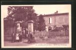 CPA Le Rigalet, Hôtel Des Palmiers - France