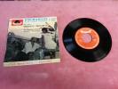 Disque 45 T Vinyle Musique Du Film ORFEU NEGRO La Chanson Adieu Tristesse Ay Moriria Tapame ZACHARIAS Femme Noire - Musique De Films