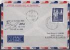 7414. Yugoslavia, 1969, First Flight Zagreb - Vienna, Cover - Airmail - Briefe U. Dokumente