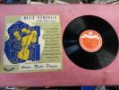 Disque 33 T Vinyle BLUES STRING ORCHESTRA Les Cordes Bleues Fox Tango Boston Samba Habanera Mambo Bolero Valsa - Blues