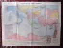 Tripolis Und Dem östlichen Mittelmeer, Der Schauplatz Des Italienisch-türkischen Konfliktes. Paul Langhans - Carte Geographique