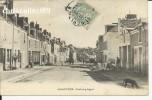 Carte Postale : St Gaultier - Faubourg,Lignac - France