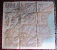Carta LAGO MAGGIORE NORD-OCCIDENTALE. Istituto Geografico De Agostini - Novara - Carte Geographique