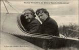 AVIATION - AVIATEUR - AVION - Maurice GUILLAUX - Clément Bayard - Airmen, Fliers