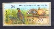 ISRAEL 2014 - FAISANES - PHASIANIDAE - Hühnervögel & Fasanen