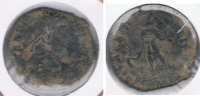 ROMA BAJO IMPERIO COBRE A IDENTIFICAR X - 8. El Bajo Imperio Romano (363 / 476)