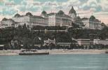 Budapest -Kiralyl-var  -- Kônigl Burg - Scan Recto-verso - Hongrie