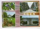 2872  Postal  Francia   Vista Varias Agen - Agen