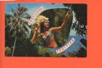 "Tahiti - Femme - La Danseuse Lea Avaemai Dans Une Scène Du Film ""Sortilege Tahitien"" (cinéma) - Tahiti"