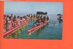 Tahiti - Cours De Pirogues Au 14 Juillet - Tahiti