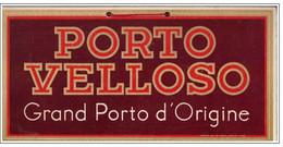 Carton Publicitaire PORTO VELLOSO (M1201) - Paperboard Signs