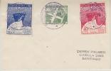Chile 1962 Antarctica Cover Base Pedro Aguirre Cerda Ca 25 Dic 1962 (25142) - Chili
