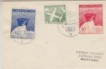 Chile 1962 Antarctica Cover Base O'Higgins Ca ..  Dic 1962 (25143) - Chili