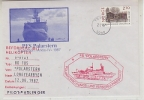 Norway 1987 Heliflight From Polarstern To Longyearbyen, Spitsbergen (25144) - Poolvluchten