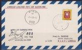 7421. Yugoslavia, 1969, First Flight Zagreb - Vienna, Commemorative Card - 1945-1992 République Fédérative Populaire De Yougoslavie