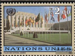 UN - Geneva 329 (complete Issue) Unmounted Mint / Never Hinged 1998 Palais - Geneva - United Nations Office