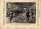 Berlino - Il Giuramento Di Fedeltà Delle Truppe Al Nuovo Imperatore Guglielmo II - Dell'800 - Lithographies