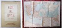 CARTA DEL LEVANTE - Consociazione Turistica Italiana. Dall'atlante Internazionale Della C.T.I. - Carte Geographique