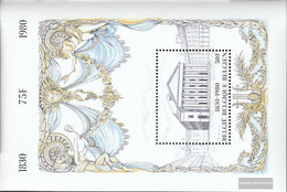 Belgium Block49 (complete Issue) Unmounted Mint / Never Hinged 1980 150 Years Independence - Blocks & Sheetlets 1962-....