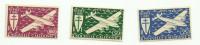Nouvelle-Calédonie Poste Aérienne N°50 à 53 Neufs** Cote 7.80 Euros - New Caledonia